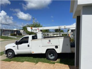 bucket truck Ford F-350 2005 , Ford Puerto Rico