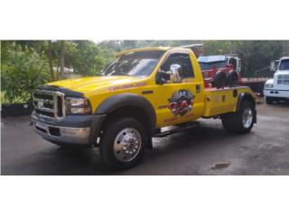 F 550 aut., Ford Puerto Rico