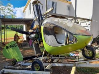 Raft Experimental Gyrocopter, Aviones Helicopteros Puerto Rico
