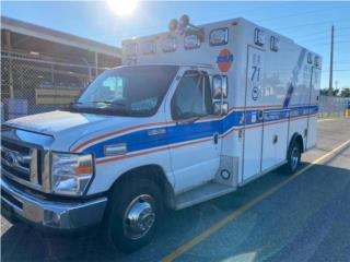 Ambulancia Importada Gasolina, Ford Puerto Rico