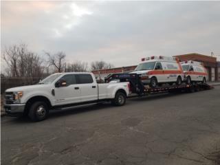 Ambulancias Importadas, Chevrolet Puerto Rico