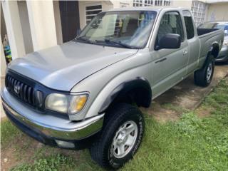 Tacoma 2001 , Toyota Puerto Rico