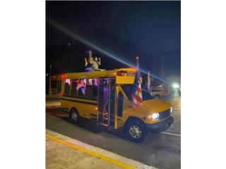Ford E-350 diesel escolar o chinchorreo, Ford Puerto Rico