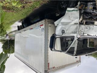 Camion Isuzu NRR, Isuzu Puerto Rico