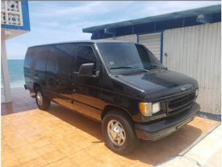 Ford E350 98, Ford Puerto Rico