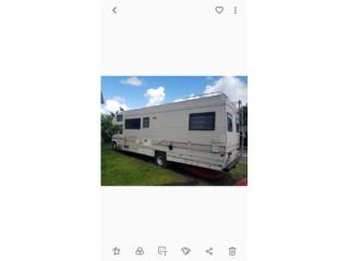 camper (motor home), Ford Puerto Rico