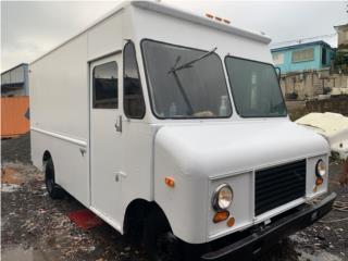 Ford de aluminio 19' food truck , Ford Puerto Rico