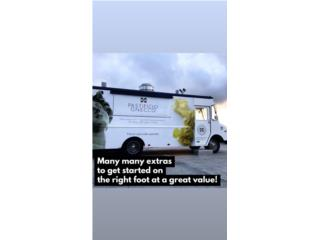 Hermoso Food Truck Super Equipado, Chevrolet Puerto Rico