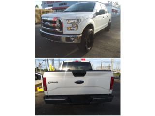 Ford F150 full power 2017, Ford Puerto Rico