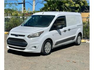 2014 Ford Transit Connect  XLT, Ford Puerto Rico