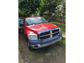 Dodge Ram 1500 2007, $6,000, RAM Puerto Rico
