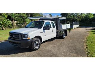 F350 2005 turbo disel, Ford Puerto Rico