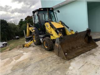 Digger, Equipo Construccion Puerto Rico