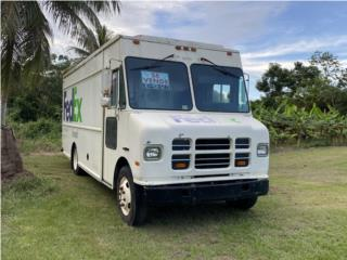 International step van , International Puerto Rico