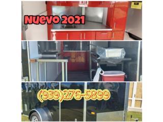 Carreton 2021 Equipado Nuevo, Trailers - Otros Puerto Rico