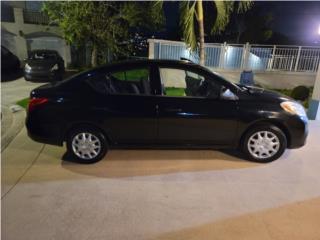 Nissan versa 2012, Nissan Puerto Rico