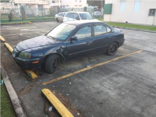automatico (PARA PIEZAS), Hyundai Puerto Rico
