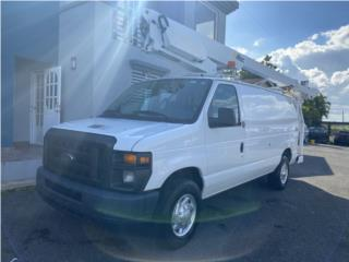 Canasto Bucket Boom Van Importada, Ford Puerto Rico
