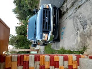 Grua 2002, Ford Puerto Rico