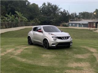 Nissan Juke Nismo , Nissan Puerto Rico