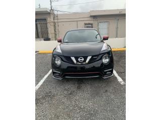 NISSAN JUKE 2017 / SOLO 7,565 MILLAS, Nissan Puerto Rico
