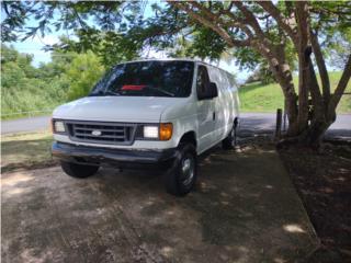 Van de trabajo 7500$ Omo redy Pa tu negocio, Ford Puerto Rico