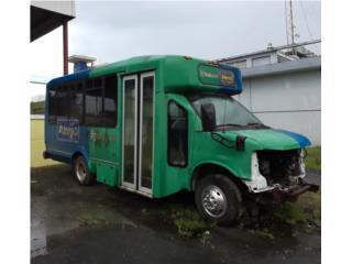 Haz tu camper o food truck, Chevrolet Puerto Rico