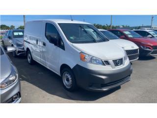 2019 Nissan NV-200 , Nissan Puerto Rico