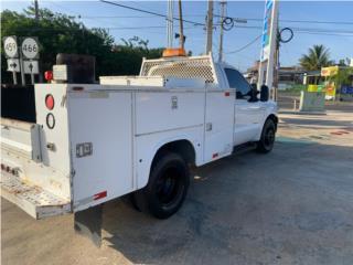 Service body , Ford Puerto Rico