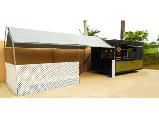 Food truck + Local + Clientela, Trailers - Otros Puerto Rico
