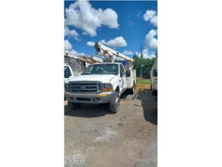 Bucket truck Ford 450 año 1999, Ford Puerto Rico
