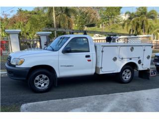 Toyota Tundra 2000 serví body $8875, Toyota Puerto Rico