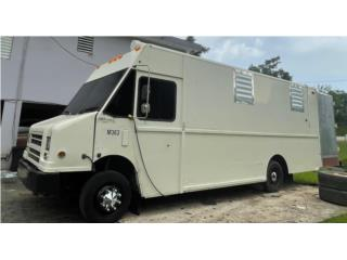 Food Truck, FreightLiner Puerto Rico