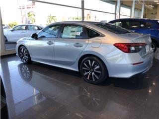 Honda Civic Ex 2022 desde 35,581, Honda Puerto Rico
