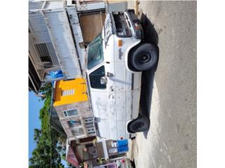 Cherolet.chevy.van, Chevrolet Puerto Rico