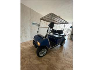 2000 Club Car DS model golf cart (GAS), Carritos de Golf Puerto Rico