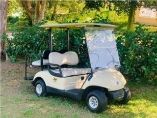 Yamaha 2016, Carritos de Golf Puerto Rico