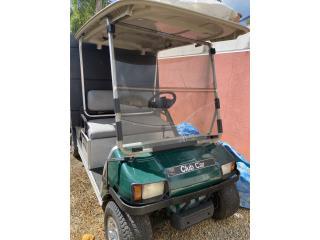 Golf Cart 2013 Gasolina, Carritos de Golf Puerto Rico