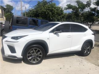 GANGA LEXUS NX300 2019, Lexus Puerto Rico