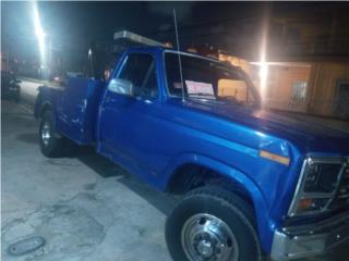 Ford 250 , Ford Puerto Rico