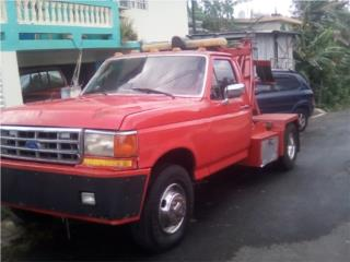 Grúa 89 , Ford Puerto Rico
