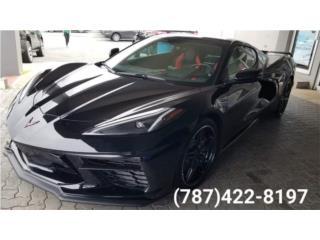 Corvette , Chevrolet Puerto Rico