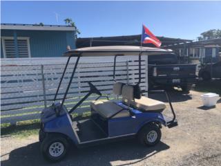 Carrito de golf, Otros Puerto Rico