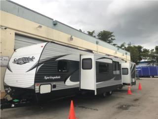 Camper 38 pies, Trailers - Otros Puerto Rico
