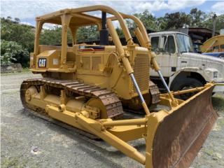 Bulldozer CAT D6D, Equipo Construccion Puerto Rico