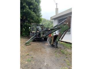 Diger militar 1990 $8500 4x4 , Equipo Construccion Puerto Rico