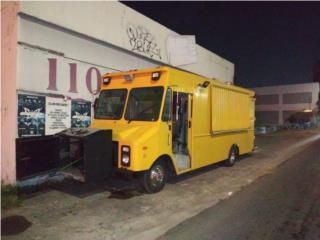 Se Vende food truck Chevrolet p30, Chevrolet Puerto Rico