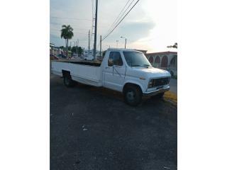 Camión f350 aut 91, Ford Puerto Rico