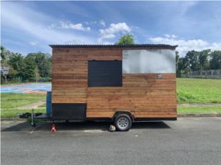 Food Truck 14x6x8 + vitrina, nevera y planta, Otros Puerto Rico