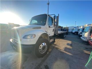 2014 freightliner 26ft flatbed truck , FreightLiner Puerto Rico